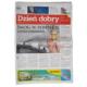 Projekt okładki dla gazety regionalnej