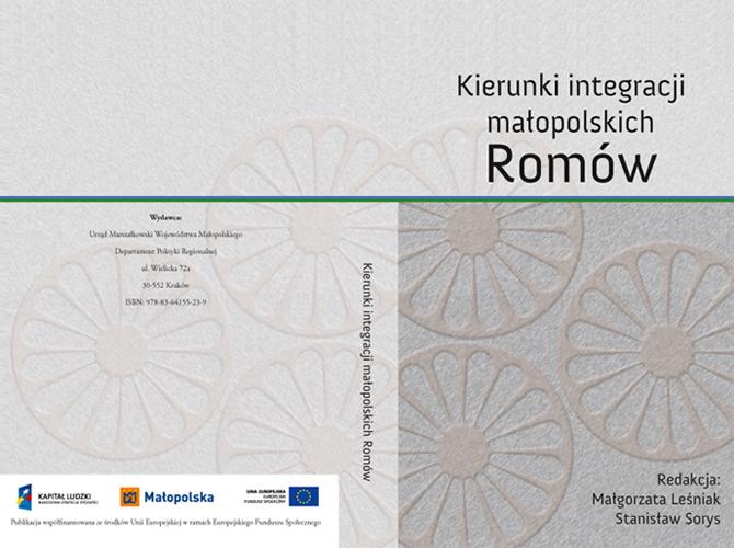 Książka dla małopolskiego Urzędu Marszałkowskiego