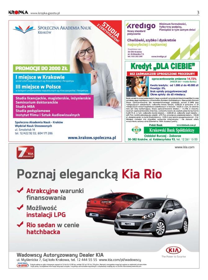Skład gazety lokalnej3