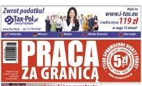 Łamanie gazety ogólnopolskiej