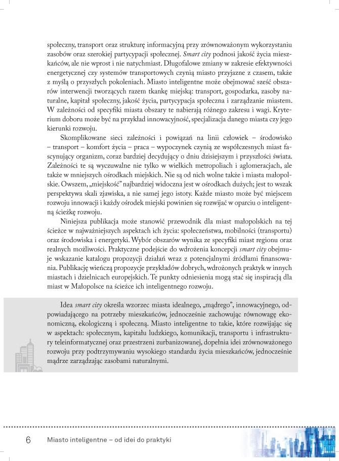 Projekt layoutu książki
