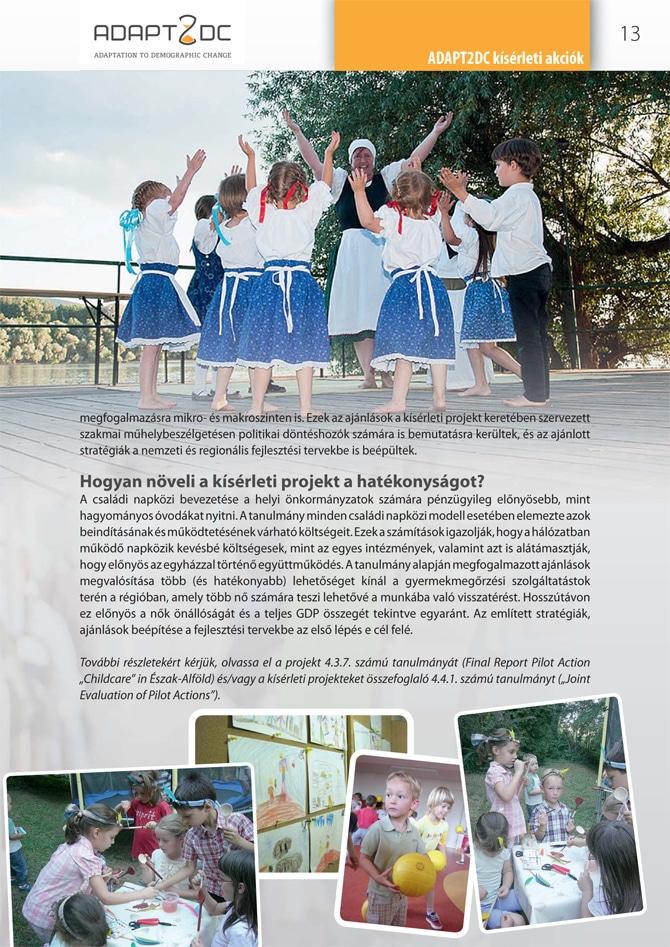 Skład broszury wielojęzycznej