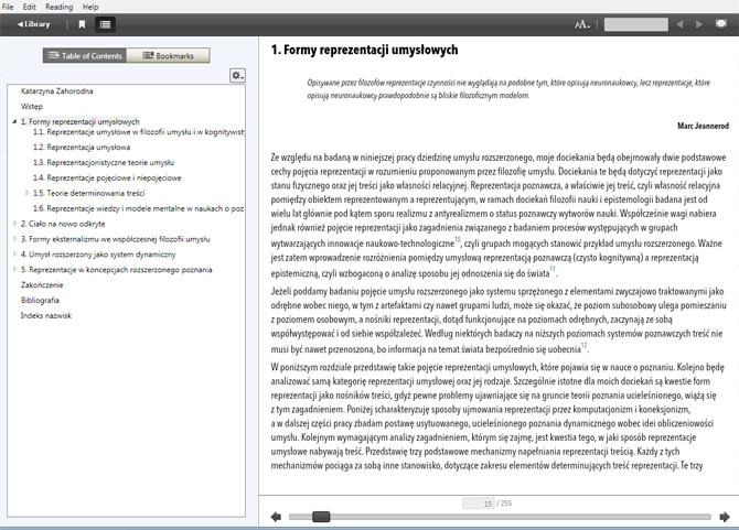 Skład i przygotowanie e-booka