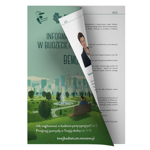 Okladka broszury